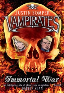book 6 - Immortal War UK